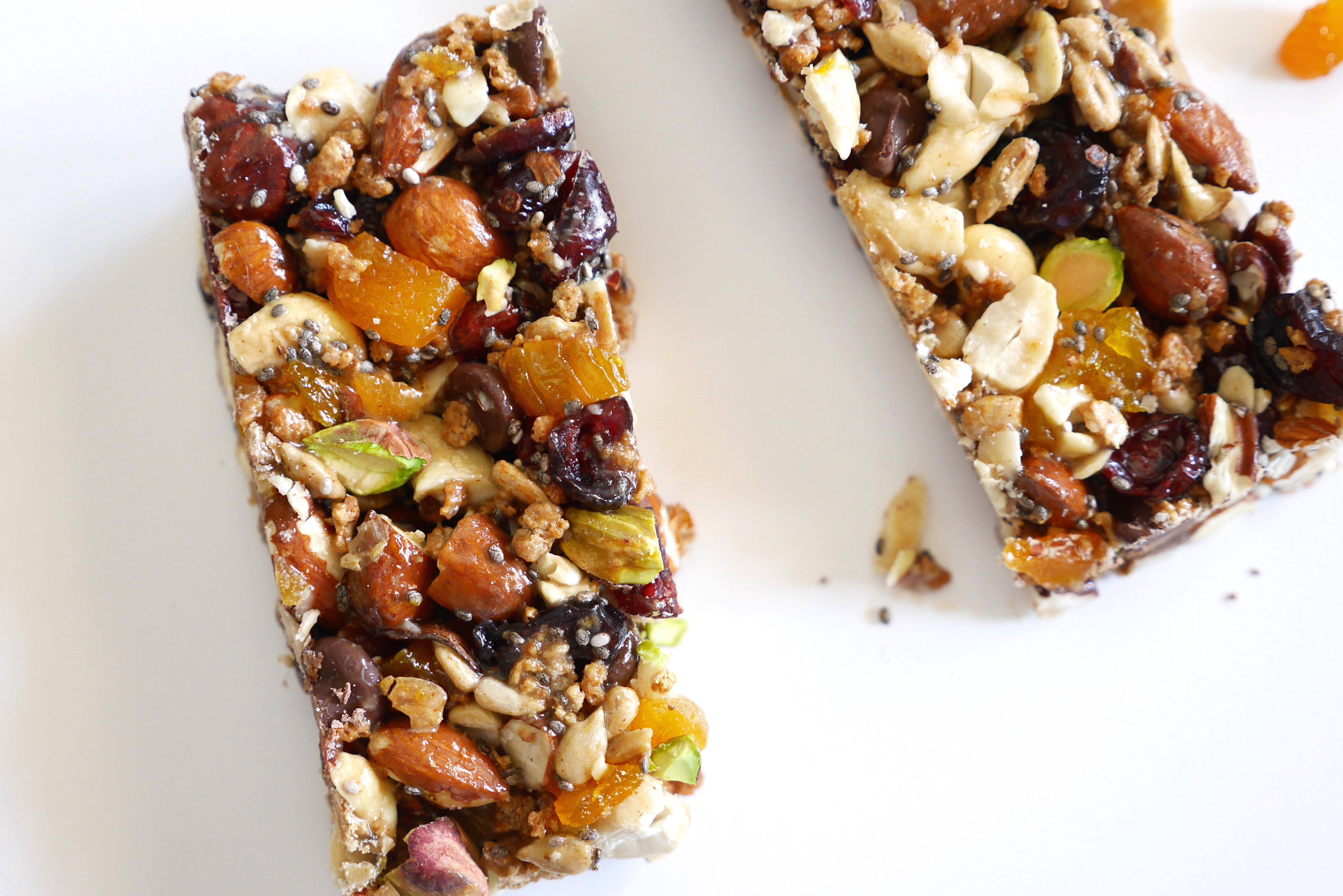 Homemade Protein Bars | The Nutty Nutritionist